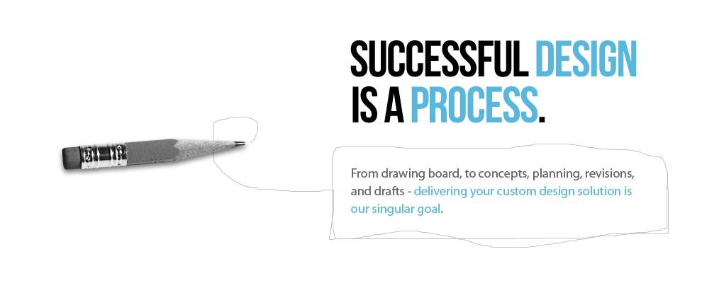 Successful Design Is A Process