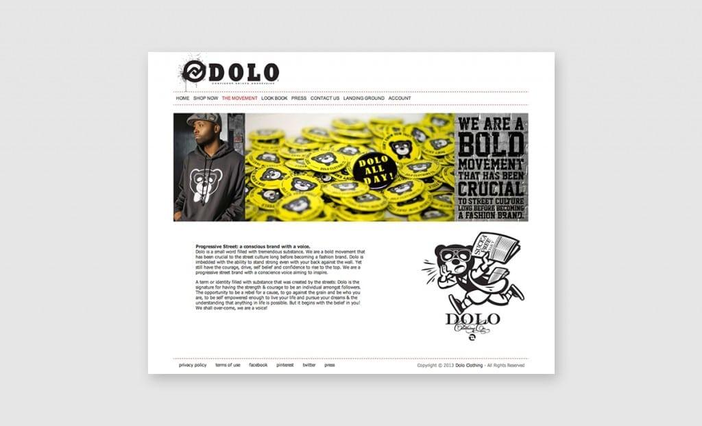 Dolo Clothing Co.