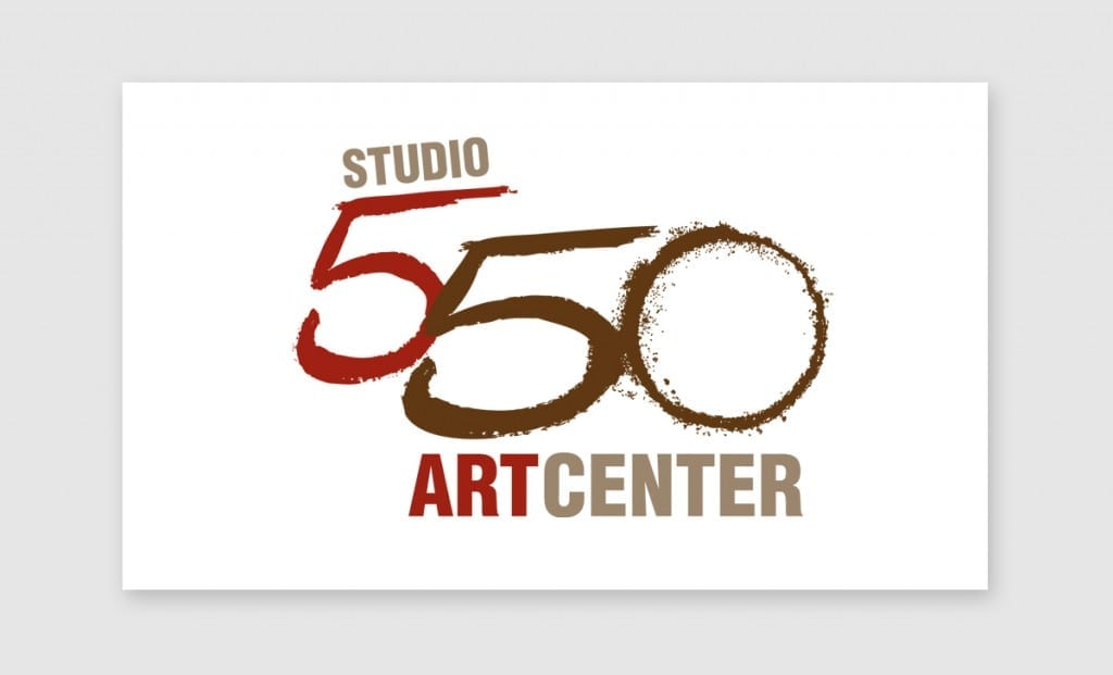 Studio 550 Art Center Logo