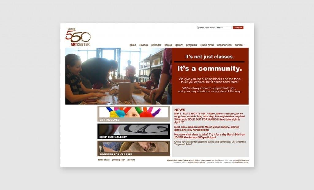 Studio 550